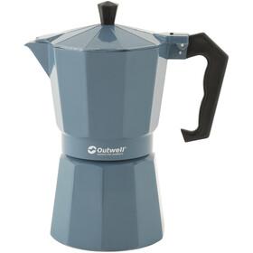 Outwell Manley Cafetera de espresso L, blue shadow
